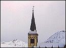 Lofotkatedralen er blant kirkene vi hører i Kim alle klokker julaften.