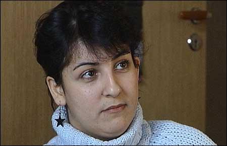 Masoumeh Bakhtiari (Foto: NRK)