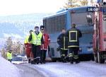 Tre personer omkom i ulykka på rv.3 på mandag