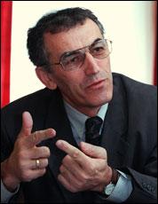 Jugoslavias Oslo-ambassadør Janko Radulovic (Arkivfoto: Scanpix/Tor Richardsen)