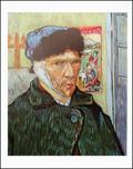Vincent van Gogh malte flere selvportretter. (Foto: vangogh.com)