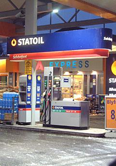 Selv om platesalget i Statoil sine bensinstasjoner ble med i grunnlaget for VG-listene, mener flere at grunnlaget fortsatt er for tynt. Foto: Jørn Gjersøe, nrk.no/musikk.