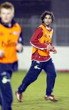 Hassan El Fakiri kan også finne tilbake til norsk fotball. (Foto: Tor Richardsen / SCANPIX)