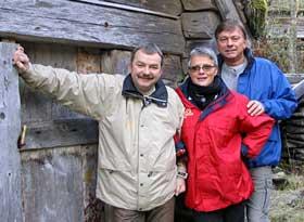 Landet rundt - våren 2004. Foto: NRK