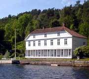 Svinesund gamle tollsted. Foto Rainer Prang NRK.