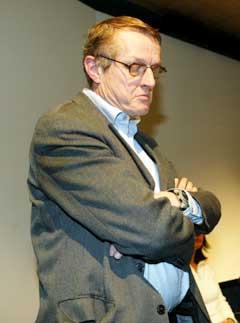 Ivar Egeberg ønsker ikke å kommentere lånet til OnTarget. (Foto: Cornelius Poppe / SCANPIX)