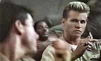 "Val Kilmer i filmen ""Top Gun"""