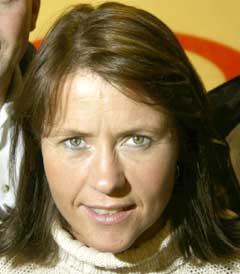 Åsne Havnelid vil at ledere skal betale OL-turen selv. (Foto: Terje Bendiksby / SCANPIX)