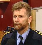 Politiinspektør Ernst K. Rossebø