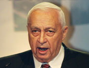 Ariel Sharon (Foto: Scanpix / Reuters)