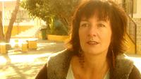 Spesialpedagog Kristin Huseby ved skolen Alfaz del Phi kjenner ikke til at spansk barnevern har grepet inn overfor norske barn som trenger hjelp i Spania. Foto: NRK Brennpunkt