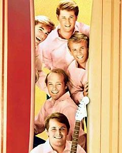 The Beach Boys ble startet i 1962 og har utrolig nok gitt ut omkring 40 album etter det. Foto: Promo.