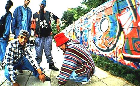Mange artister har sunget om Nelson Mandela, men Prophets of da City var de første som samplet ham. Foto: Promo.
