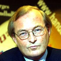 Johannessen er en av Gjelstens konkurrenter (Foto: Terje Bendiksby / SCANPIX)