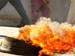 I Port-au-Prince på Haiti er det lovløse tilstander (foto: Miami Herald, Carl Juste/Scanpix)