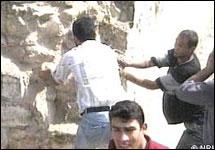 Josefs grav i Hebron (foto:EBU)