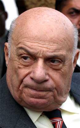 Rauf Denktash vil ikkje delta i ein ny runde med forhandlingar om Kypøros. (Scanpix-foto)