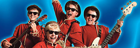 Filmer som Olsenbanden jr. nyter godt av billettstøtterodningen