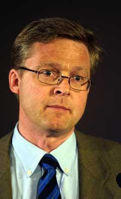 Tidligere økonomidirektør for Lillehammer-OL Bjørn Brenna. (Foto: Terje Bendiksby / SCANPIX)
