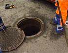 - Det er noe svineskap, mener miljøetatens menn som er på rottejakt i kloakken