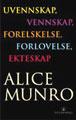 Kia Halling har oversatt Alice Munros noveller til norsk