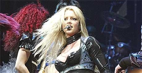 Britney Spears: ikke akkurat original. Foto: Mike Blake, Reuters.