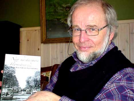 Oddvar Rakeng har gitt ut boken