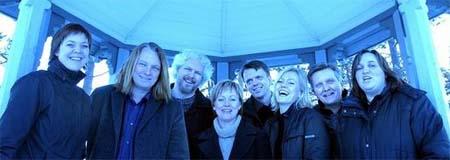Jan Eggum med gruppen Blåtur