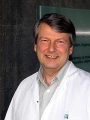 Professor Odd Georg Nilsen ved det Medisinske Fakultetet ved NTNU i Trondheim.