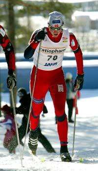 Frode Estil (Foto: AP/Matti Björkman)