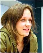 """Maria Tryti Vennerød debuterte med """"Meir"""" i 2002. (Foto: Ar. Nybø, NRK)"""