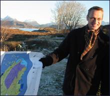 Rådmann i Aukra Ole Bjørn Moen. Foto: Gunnar Sandvik