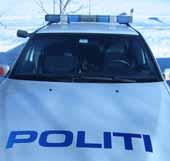Billigere tjenestebiler er et av sparetiltakene til politiet.