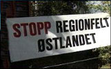Torsdag kveld slapp medlemmene i Stopp Regionfelt Østlandet jubleen løs over vedtaket.