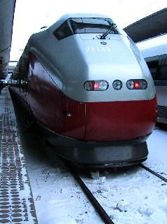 Jernbanen var tema i Rett på, fredag. Foto: Vidar Knai/SCANPIX