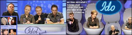 Ukens finalister: Brynjar BN og Henrik Hope.