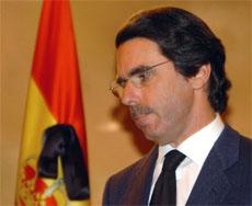 Statsminister José Maria Aznar trakk konklusjoner som det ikke var grunnlag for, viser høringen (Foto Scanpix)