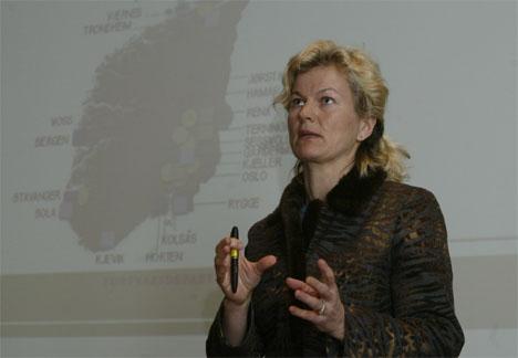 Forsvarsministeren reagerer sterkt på Amnestys påstander i dag. (Arkivfoto: Morten Holm/Scanpix)