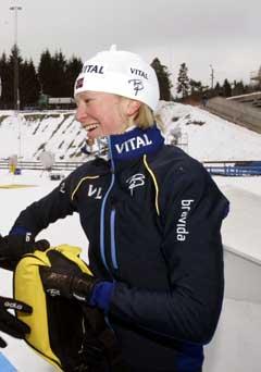 Liv Kjersti Eikeland. (Foto: Lise Åserud / SCANPIX)