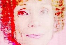 "Monna Tandberg som Felicia i ""Min mann"". Foto Nationaltheatret"