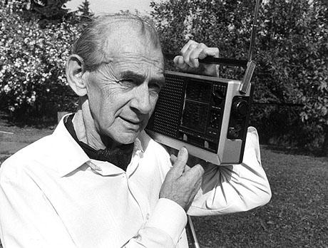 Otto Nielsen, redaktør for Søndagsposten i NRK. Foto: NTB-arkiv / Scanpix