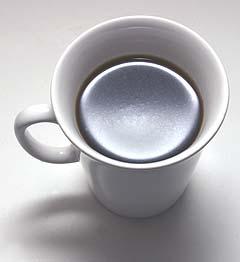Nå kan du få musikken til kaffekopp. Foto: Scanpix.