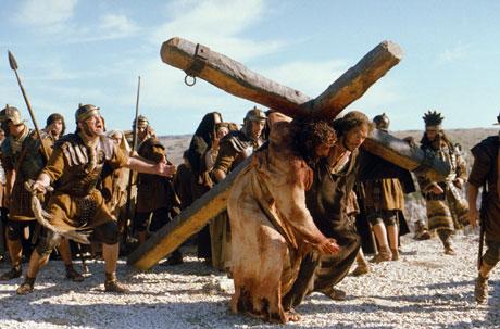 """""""The Passion of the Christ"""" soper inn penger (Foto: Scanbox)"""