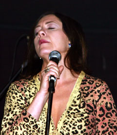 På SXSW: Lou Ann Barton. Foto: Per Ole Hagen.