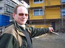 Tore Stenersen har gitt opp å melde innbrudd til politiet.