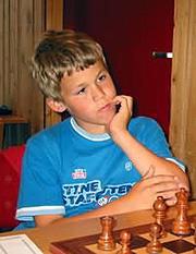 Magnus Carlsen skal spille mot verdens beste sjakkspillere. (Foto: Finn Haug, Sjakkens Barentsutvalg)