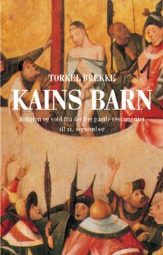 """""""Kains barn"""" er en viktig bok, mener Tom Egil Hverven(Foto: Humanist forlag)"""