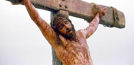 Misjonsselskapene vil bruke Gibsons Jesus-film til misjonering. Foto: Scanpix