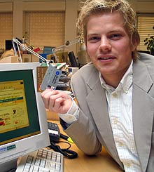 <b>Peter Svaar gir deg netthandelråd i neste sending.</b>