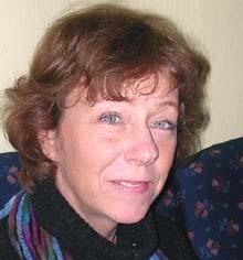"""Forfatter Nina Evje har skrevet boken """"Mors lille feriedagbok"""" Foto:eline Lindhjem"""